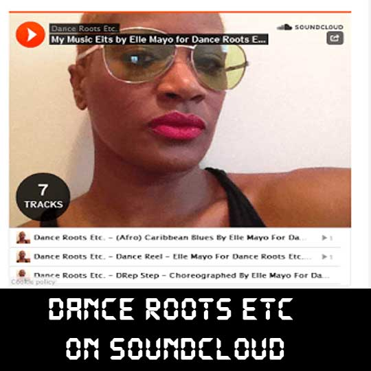 New Music Editing Service Added to Dance Roots Etc.