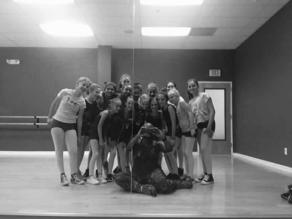 Stepping Summer Intensive at Dancer's Edge Studio in NJ