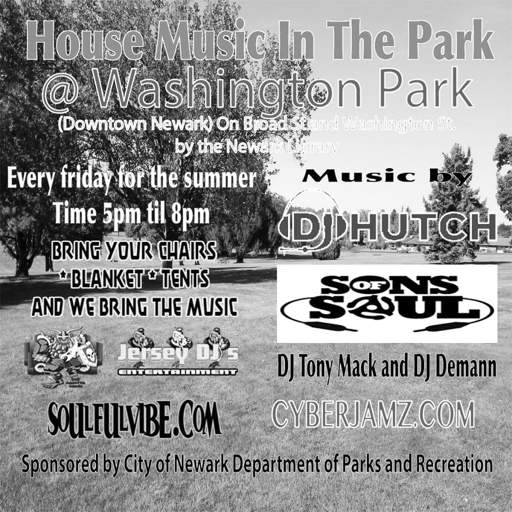 House Music In The Park
