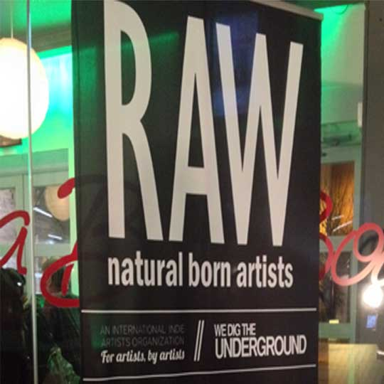 Why You Should Support RAW: Natural Born Artists