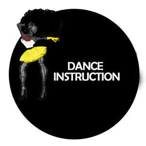 Services Circle Template Dance Instruction